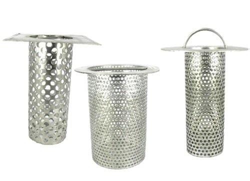 Stainless Steel AISI304 Swimming Pool Strainer Basket